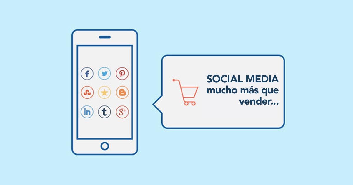 Social Media: Las Redes Sociales sirven para algo más que vender