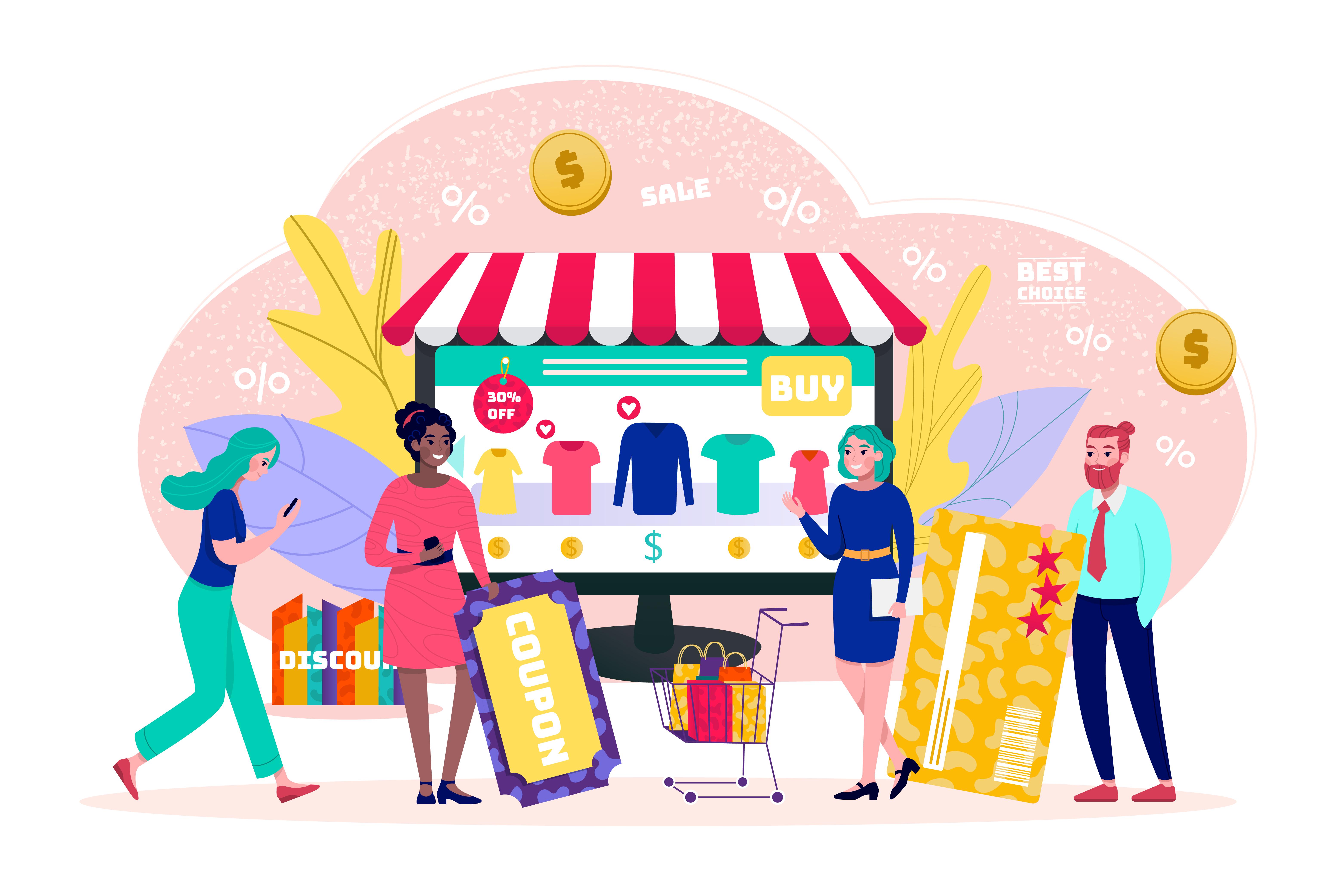 Impulsa las ventas de tu negocio con servicios digitales