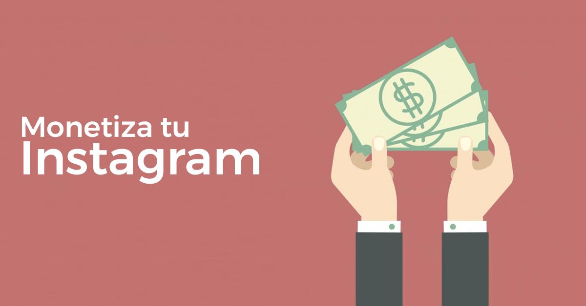 Social Media: Monetiza tu Instagram