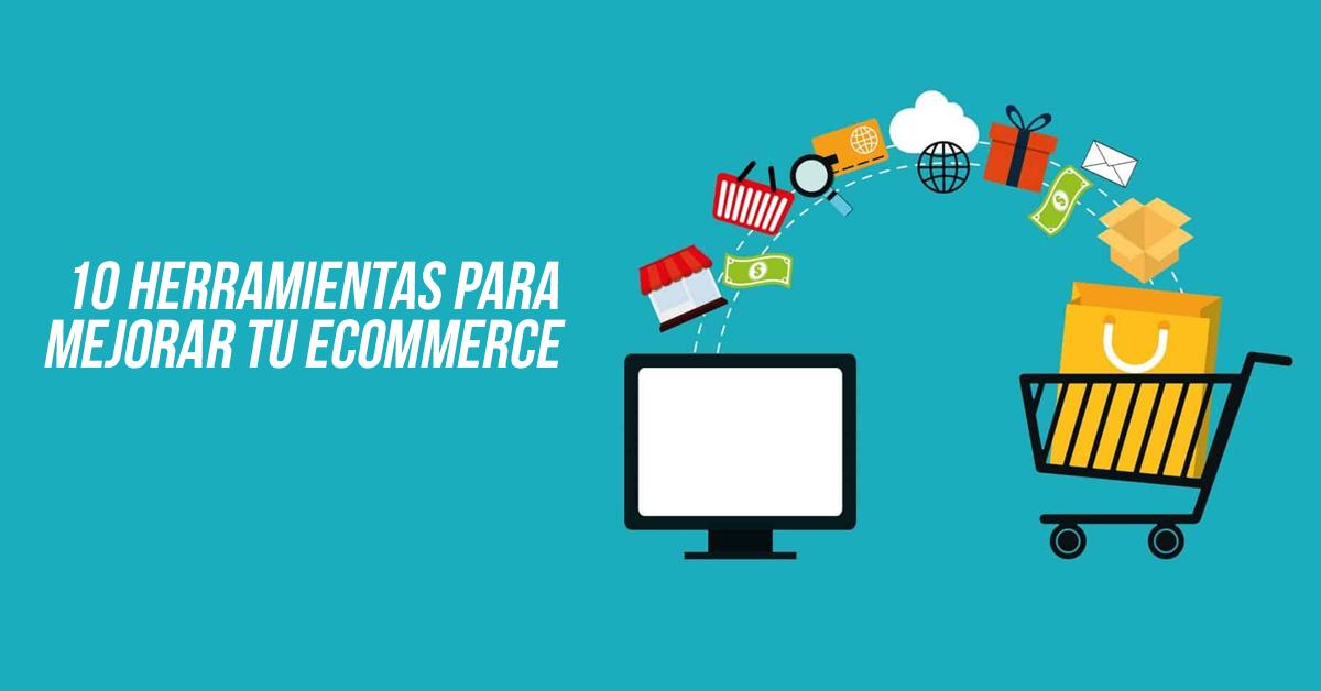 10 herramientas para mejorar las ventas en eCommerce