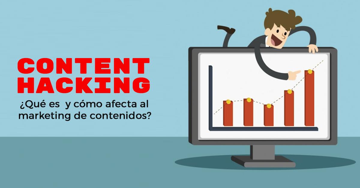 ¿Qué es Content Hacking y cómo afecta al marketing de contenidos?