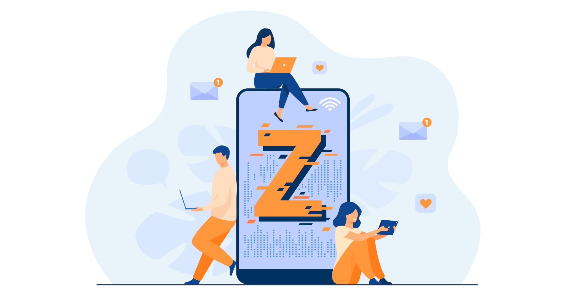 Hábitos de consumo de la Generación Z que debes considerar en tu estrategia digital