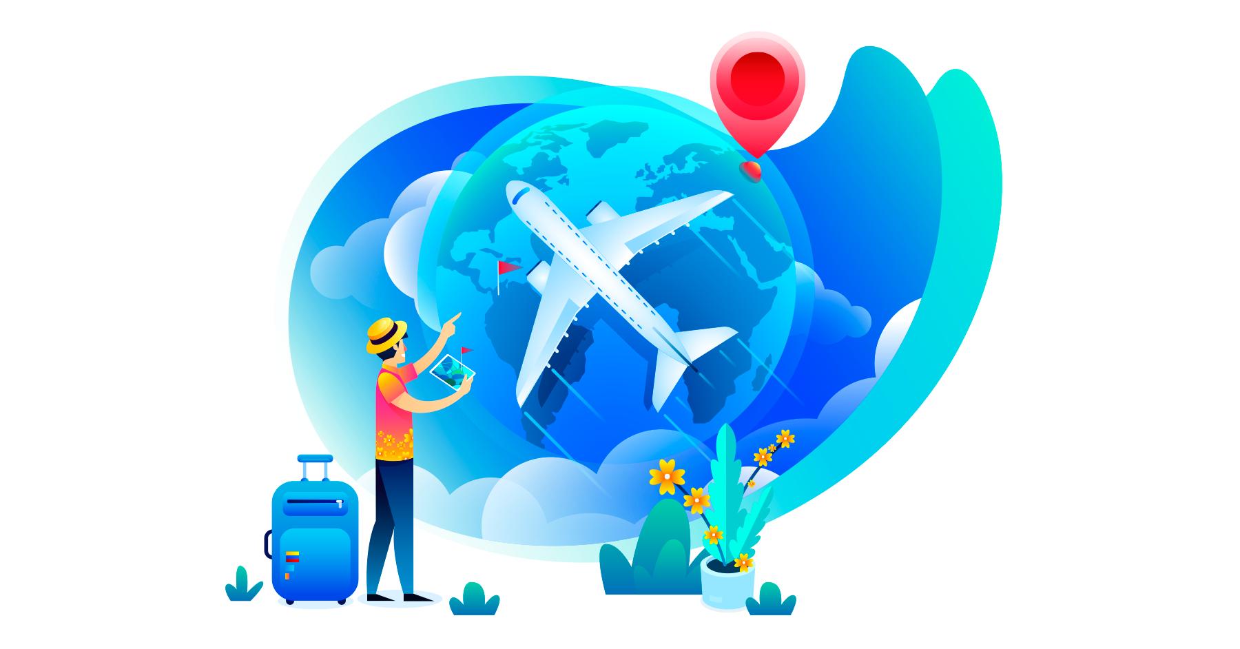 Reactiva tu agencia de viajes con una estrategia digital
