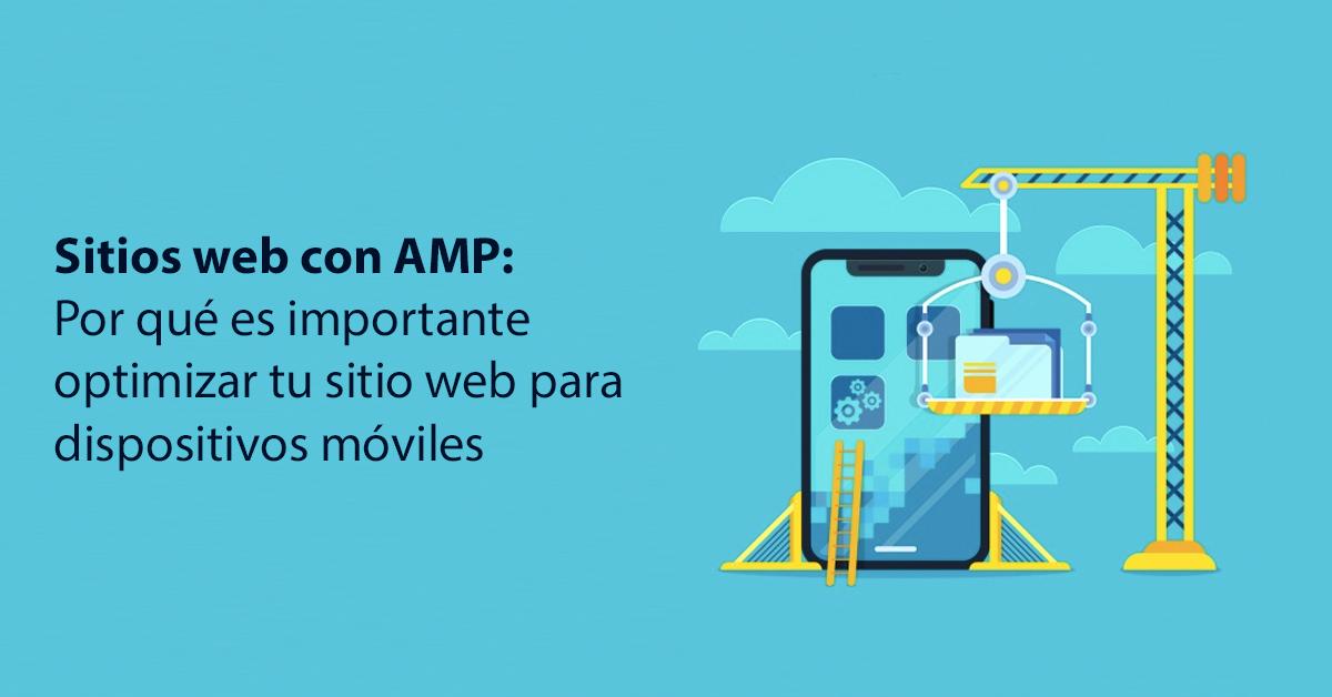 Sitio web AMP para contenidos comerciales